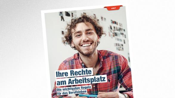 Broschüre Ihre Rechte am Arbeitsplatz © Fxquadro – stock.adobe.com, AK Tirol