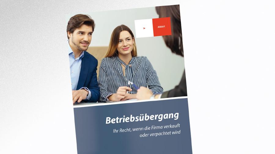 Broschüre Betriebsübergang © -, AK Tirol