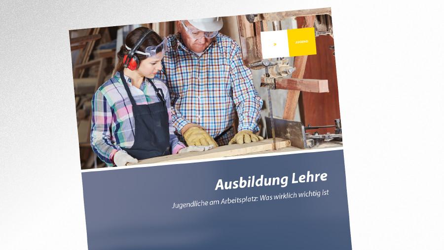 Broschüre Ausbildung Lehre © AK Tirol