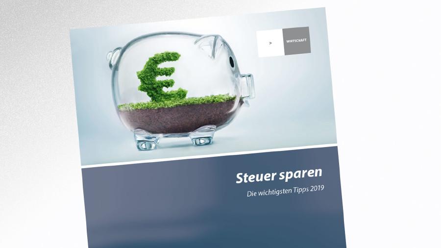 Broschüre Steuer sparen 2017 © -, AK Tirol