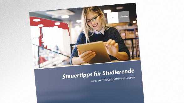 Broschüre Steuertipps für Studierende © AK Tirol