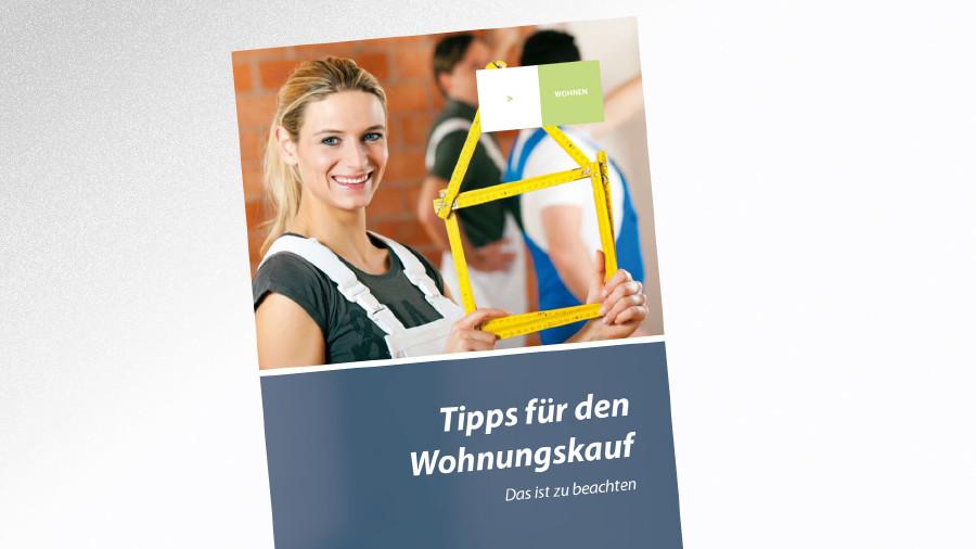 Broschüre Tipps für den Wohnungskauf © AK Tirol, AK Tirol