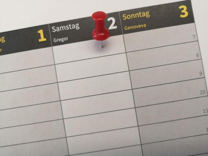 Kalender © AK Tirol