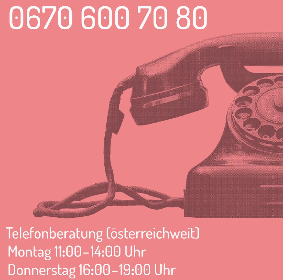 Telefonberatung Act4Respect © Verein Sprungbrett
