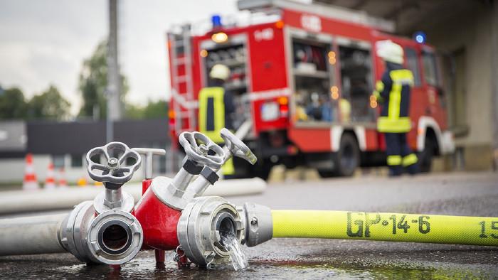 Feuerwehr im Einsatz © Jennewein_Photo/stock.adobe.com