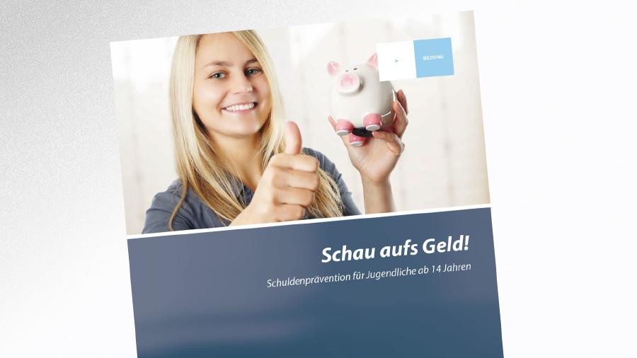 Broschüre Schau auf`s Geld © -, AK Tirol