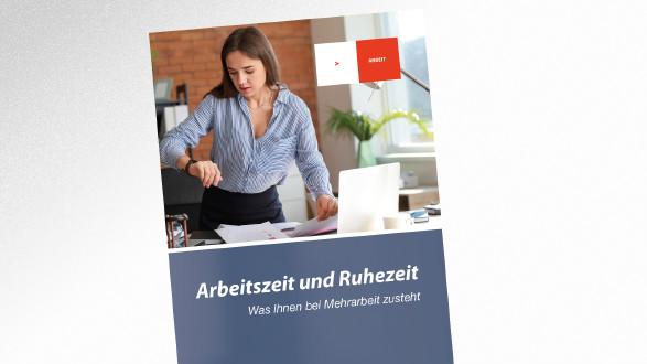 Broschüre Arbeitszeit und Ruhezeit © Pixel-Shot – stock.adobe.com, AK Triol