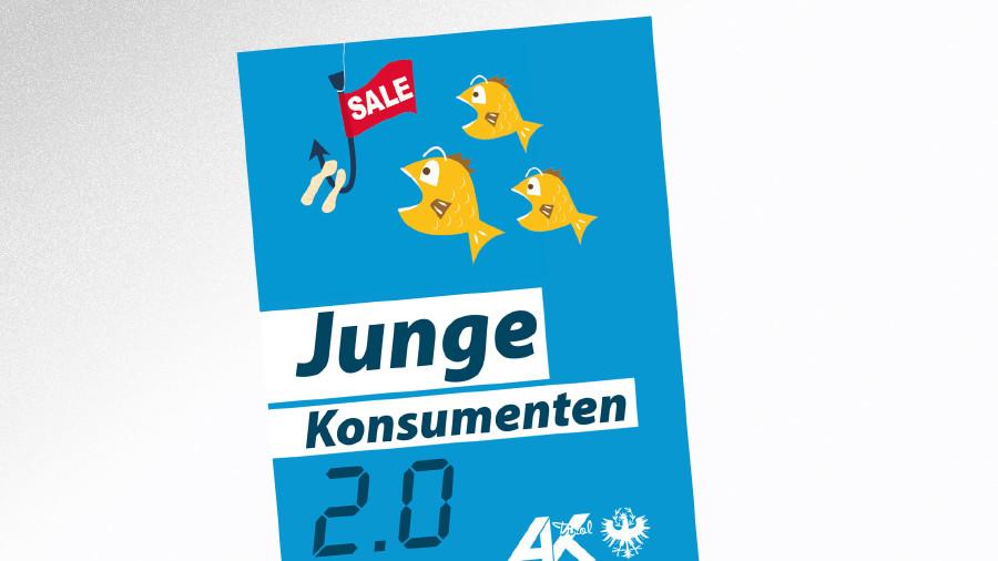 Broschüre Junge Konsumenten © -, AK Tirol