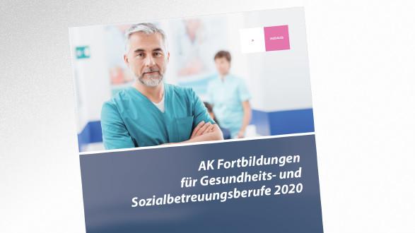 Fortbildungen für Gesundheits- und Sozialbetreuungsberufe © StockPhotoPro – stock.adobe.com, AK Tirol