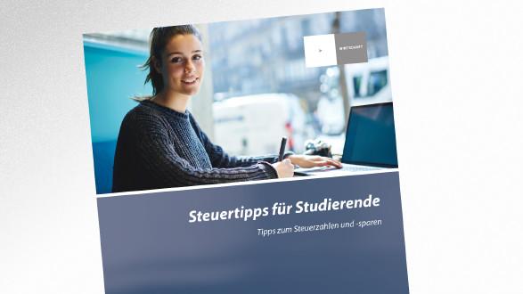 Broschüre Steuertipps für Studierende © GaudiLab – stock.adobe.com, AK Tirol
