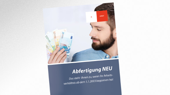 Broschüre Abfertigung Neu © -, AK Tirol