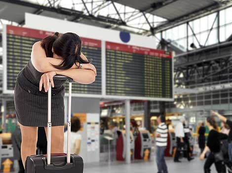 Lufthansa streikt: Wann geht der nächste Flug? © PhotographyByMK, Fotolia.com