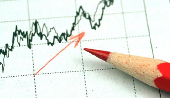 Aktienkurs steil nach oben © Gina Sanders, Fotolia