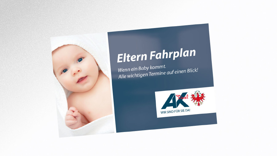 Falter Elternfahrplan © -, AK Tirol