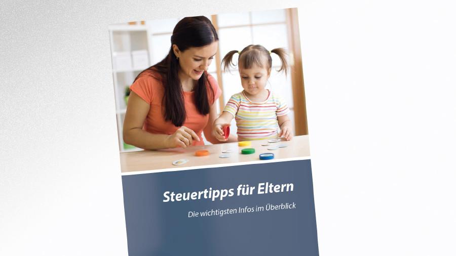 Broschrüe Steuertipps für Eltern © -, AK Tirol