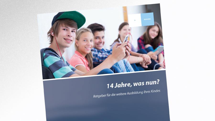 Broschüre 14 Jahre, was nun? © -, AK Tirol