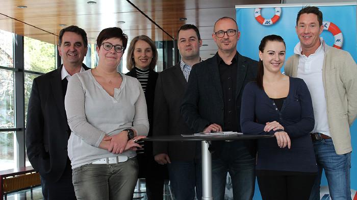 Team der Bezirkskammer Lienz © AK Tirol