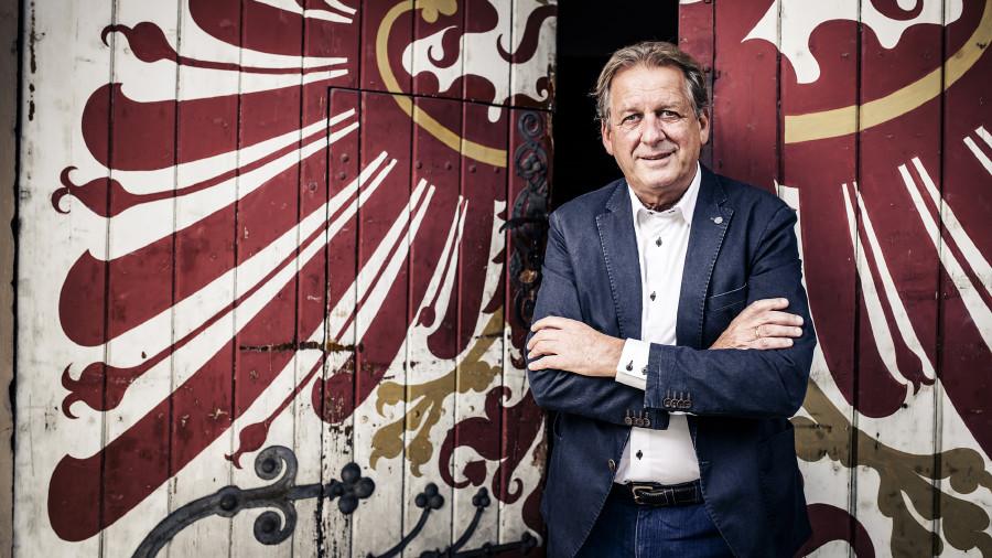 AK Präsident Erwin Zangerl © AK Tirol/Gerhard Berger