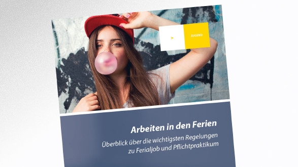 Arbeiten in den Ferien © rasstock - Fotolia.com, AK Tirol