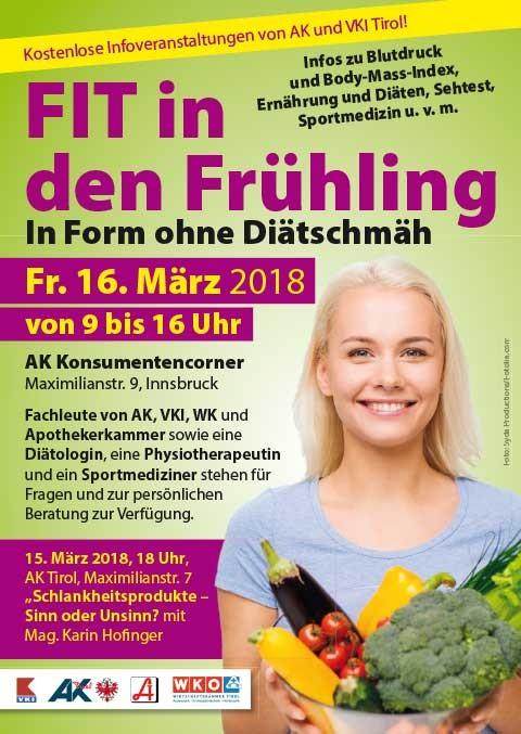Tag der Gesundheit © -, AK Tirol