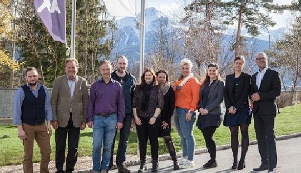 Die Teilnehmer des Betriebsräte-Kollegs © Alexander Spechtenhauser