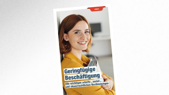 Broschüre Geringfügige Beschäftigung © contrastwerkstatt - stock.adobe.com, AK Tirol