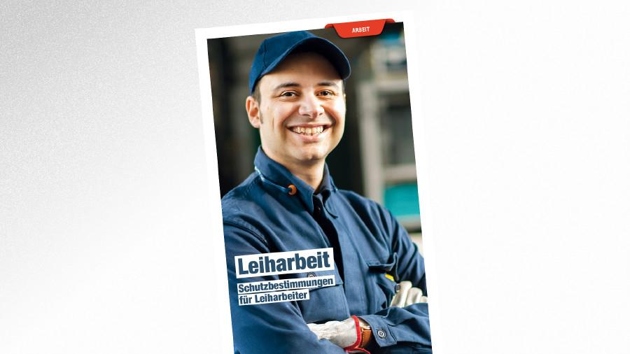 Broschüre Leiharbeit © Minerva Studio - stock.adobe.com, AK Tirol