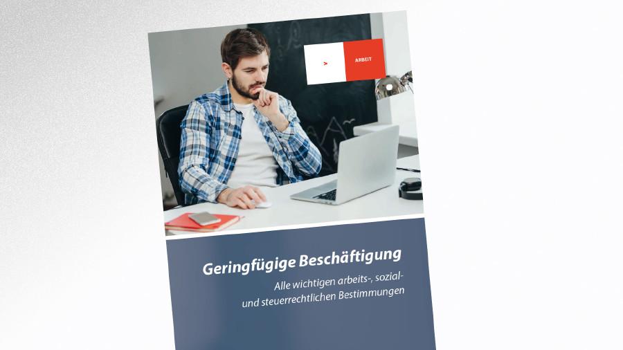 Broschüre Geringfügige Beschäftigung © -, AK Tirol