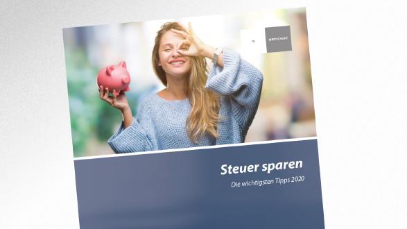 Broschüre Steuer sparen 2020 © AK Tirol