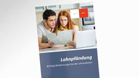Broschüre Lohnpfändung © -, AK Tirol