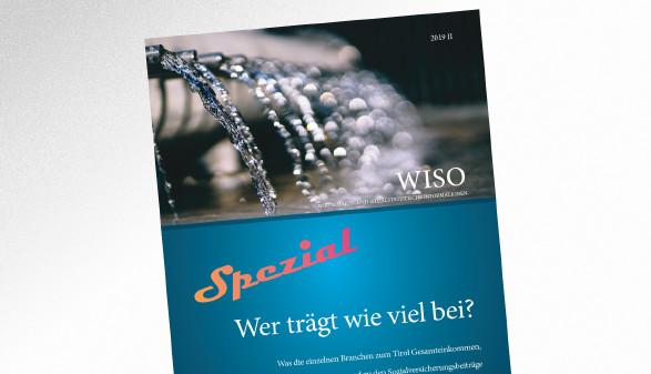 Wirtschafts- und sozialstatistische Informationen © AK Tirol
