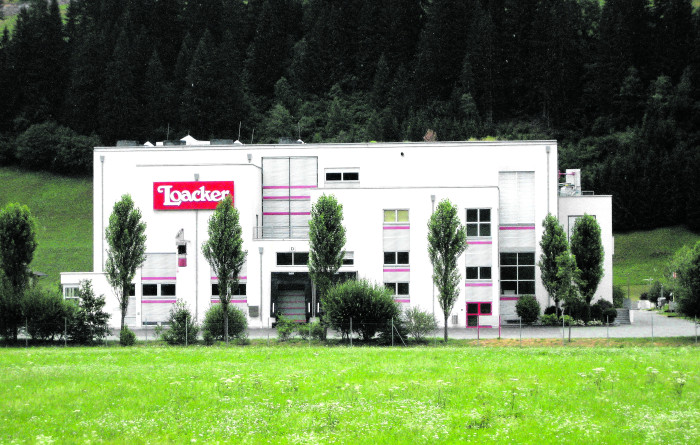 Das Loacker-Werk in Osttirol © Emes/wikimedia.org