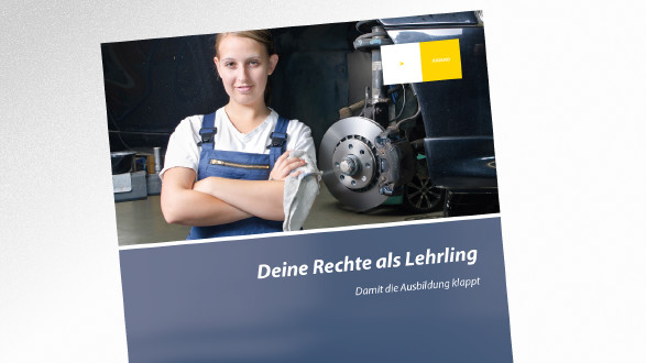 Deine Rechte als Lehrling © © runzelkorn – stock.adobe.com, AK Tirol