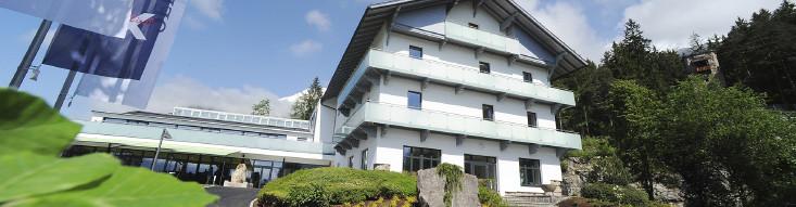 Das Bildungshaus Seehof © AK Tirol