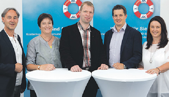 Das Team der AK Telfs © -, AK Tirol