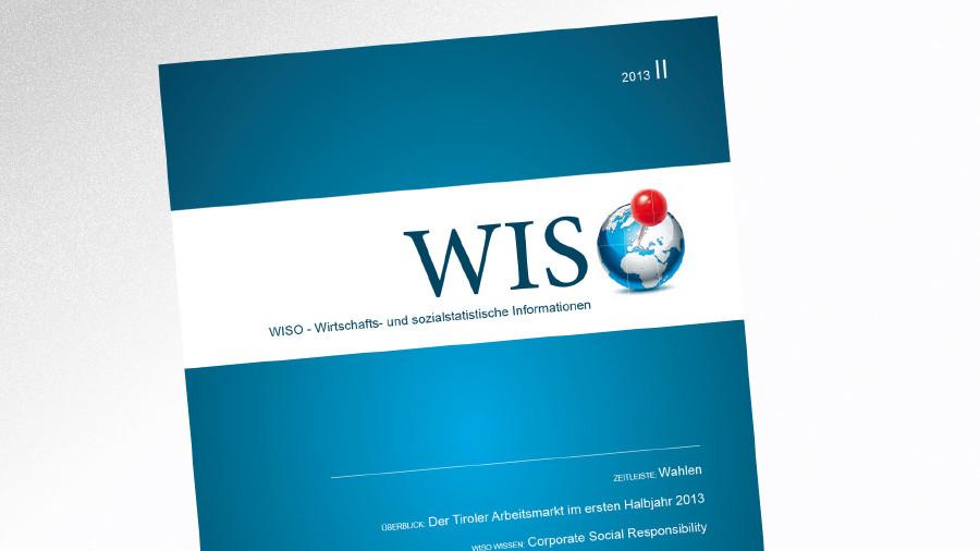 Folder WISO 2013 Ausgabe 2 © AK Tirol, AK Tirol