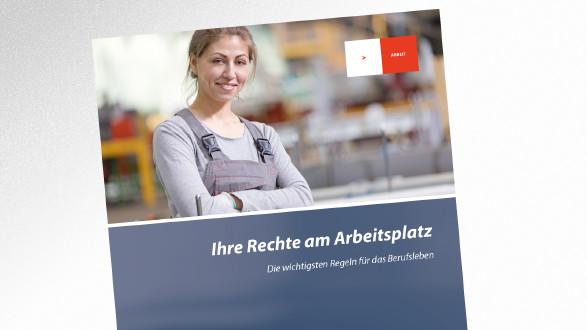 Broschüre Ihre Rechte am Arbeitsplatz © © Fotolia RAW – stock.adobe.com, AK TIrol