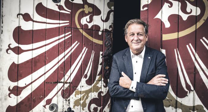 AK Präsident Erwin Zangerl © Gerhard Berger