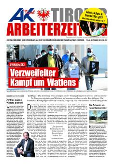 Der Alttext fehlt. Es muss mind. ein Copyright-Feld gesetzt sein. © AK Tirol