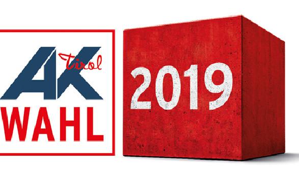 AK Wahl 2019 © AK Tirol