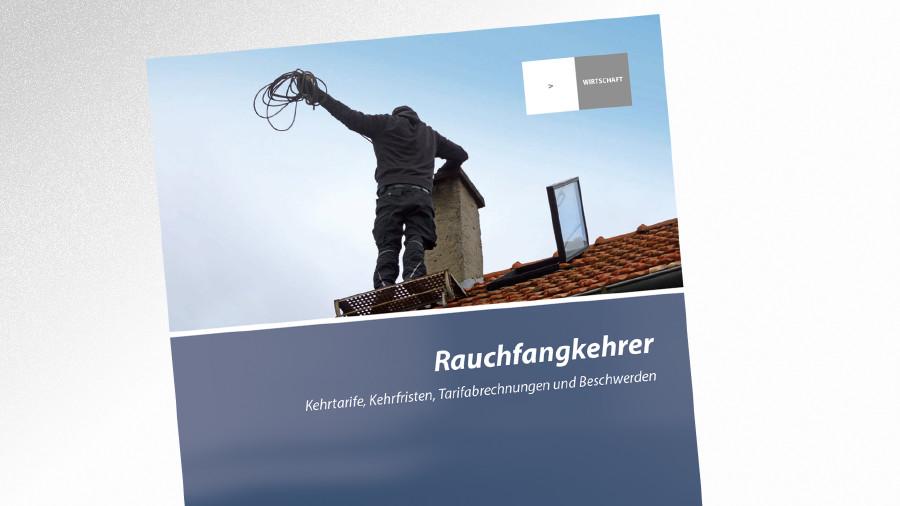 Broschüre Rauchfangkehrer © -, AK Tirol