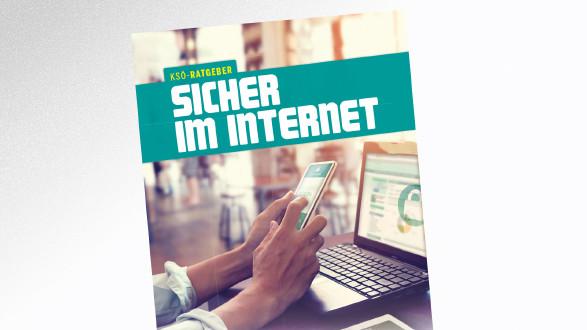 Broschüre Sicher im Internet © -, Raiffeisen