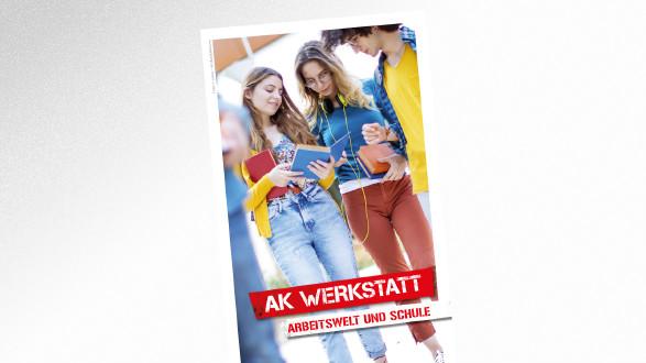 Broschüre AK werkstatt © sebra – stock.adobe.com, AK Tirol