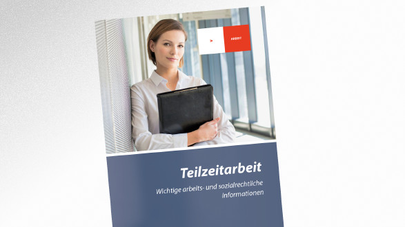 Broschüre Teilzeitarbeit © moodboard - stock.adobe.com, AK Tirol