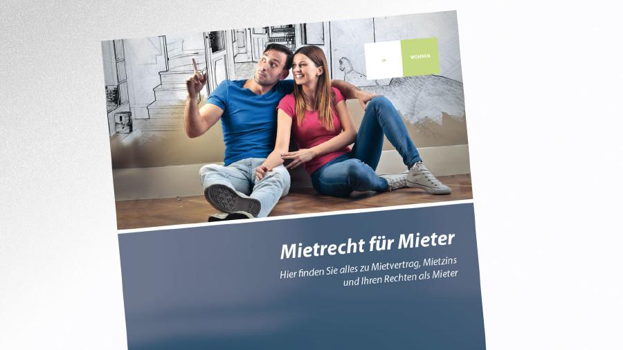 Broschüre Wohnrecht für Mieter von Gemeinnützigen Bauvereinigungen © -, AK Tirol