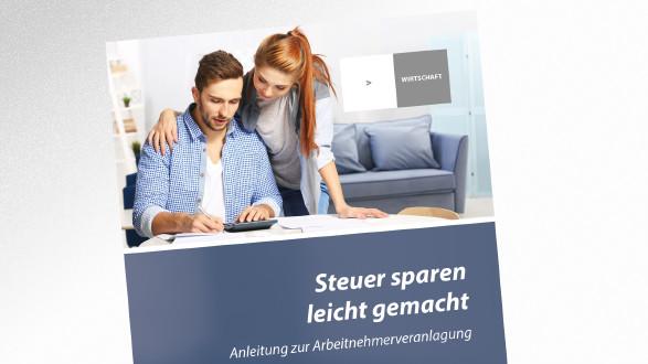 Broschüre Steuer sparen leicht gemacht © AK Tirol