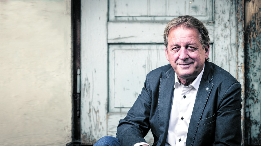 AK Präsident Erwin Zangerl © AK Tirol/Berger