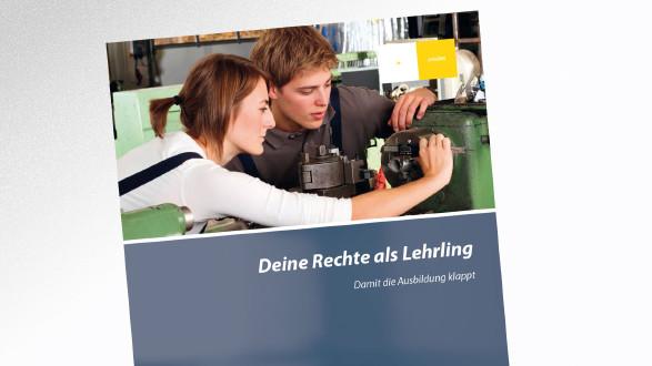 Broschüre Deine Rechte als Lehrling © -, AK Tirol