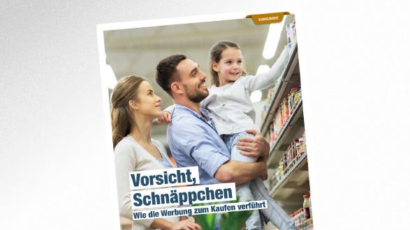 Broschüre Vorsicht, Schnäppchen © Syda Productions - stock.adobe.com, AK Tirol