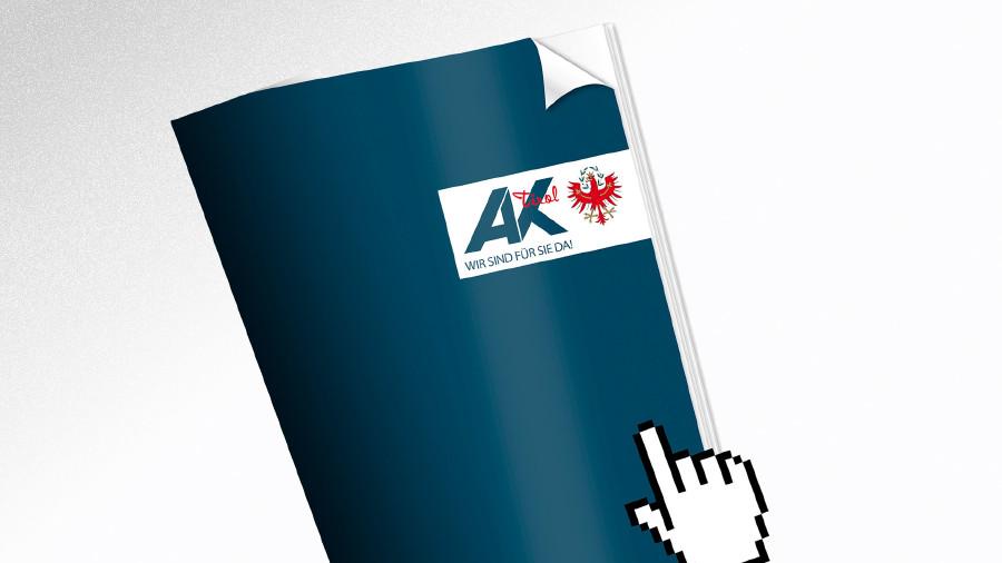 Symbolbild Broschüre AK Tirol © -, AK Tirol